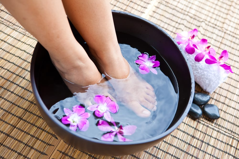 What Is The Best Home Remedy For Burning Feet